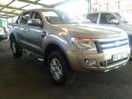 Ford ranger 3.2 TDCI A/T 4X4