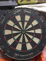 Dart board Triple Crown