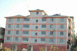 A flat in Thika on 50*100 income 380k