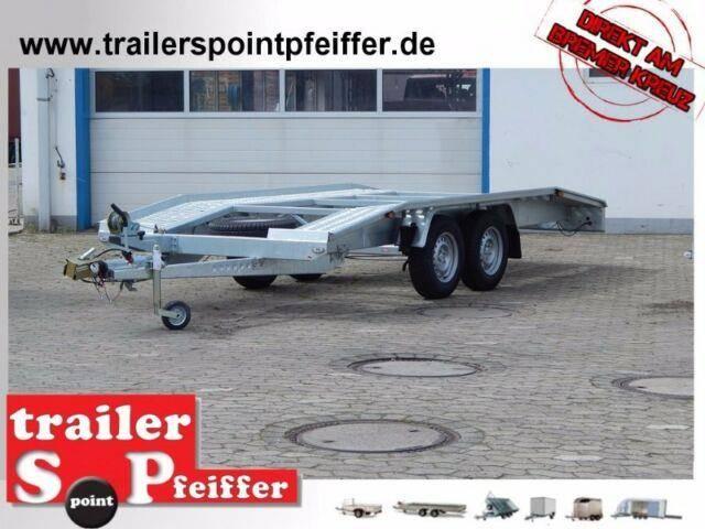 Autotrailer II 2700kg 4,5 x 2 Winde Reserverad
