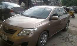 affordable Toyota Corolla 2008