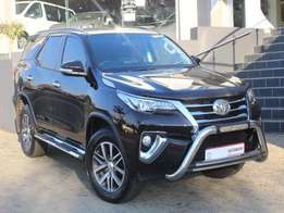 Toyota Fortuner 2.8GD-6 Auto for sale