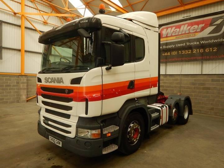 Scania R420 - 2010
