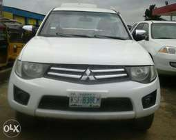 Registered Mitsubishi L200