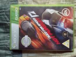 Xbox360 game NFS hot pursuit to trade