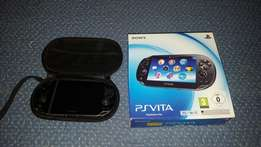 Ps Vita 3G + WIFI with 2 games
