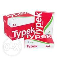 Rotatrim and typek papers 80gsm
