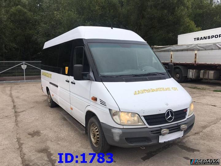 Mercedes-Benz Sprinter 313 20seat - 2004