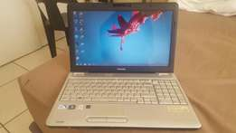 Laptop Toshiba Satellite in Excellent Condition
