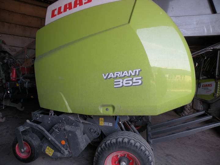 Claas Variant 365 - 2008