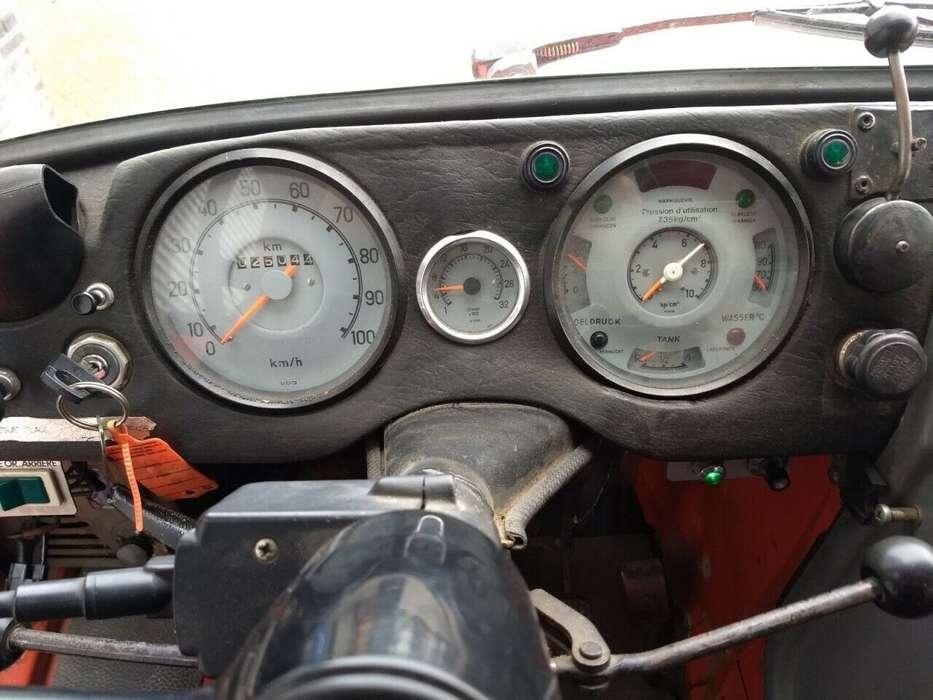 Unimog 416 416 brandweer snelle assen 125 pk - 1976 - image 12