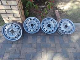 "4x14"" 4x5J(108pcd) Tata Indica Rims in Excellent Condition For Sale"