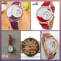 Lovely affordable wristwatches ranging from N1500 to N2000