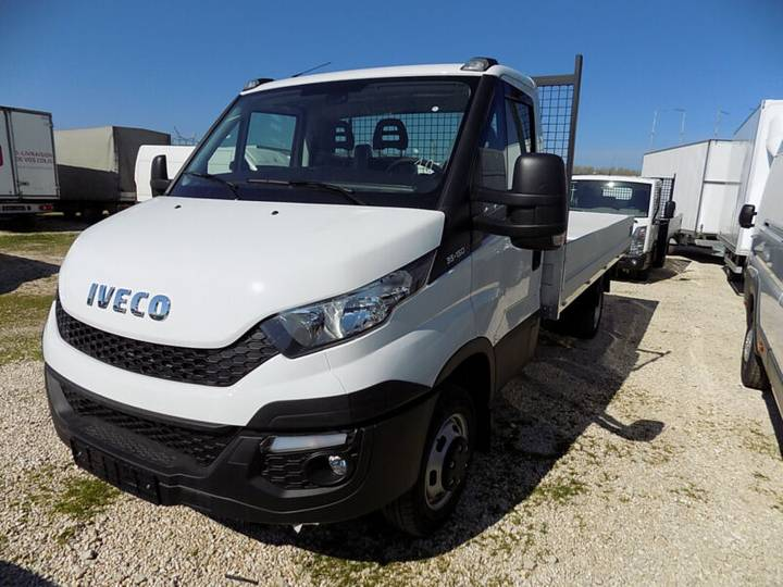 Iveco Daily 35C18 3.0HPi, 180Ps EURO6 Kipper - 2016