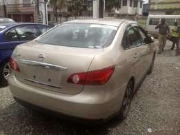 Brand new nissan blue bird sylphy on sale 2010 model,1500cc.