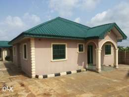 2 Bedroom flat to let at Gloryland Sango Ado for 200k