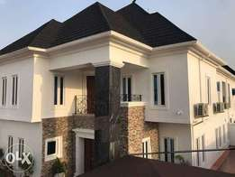 For Sell In Ajah 5Bedroom Duplex Wit 3Units Of 3Bed In Seaside Estate