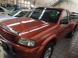 Mazda drifter b2500d 4x4 for sale