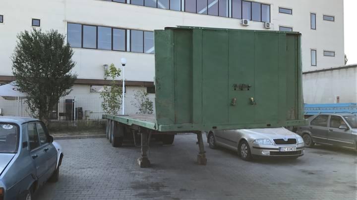 Lecitrailer Platforma - 1997