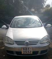 Urgently selling Volkswagen golf fsi trade in acceptable