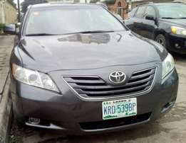 Neatly used and clean Toyota Camry muscle fullest option XLE for sale