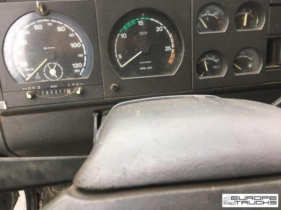 Iveco Eurotrakker MP340E37H Full Steel - Manual - Mech pump - 1996 - image 10