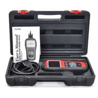 Car Scanner AUTEL MaxiDiag Elite MD802 All system