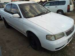 Nissan b15 automatic, it's a quick sale car.