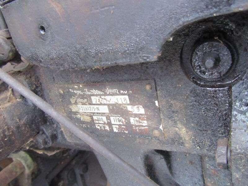 Deutz-fahr F 2 L 612/5 Motor 2 Zylinder 712 Originalzustand - 1959 - image 5