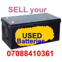 Used inverter Battery Port Harcourt