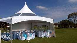 Tents/Chairs/Tables/Decorations