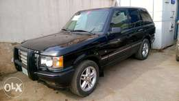 Very Clean Registered Range Rover 01
