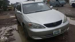 Neatly used Toyota came 2005 model for sale
