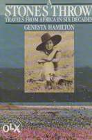 A Stones Throw Author: Genesta Hamilton 1986 Hardcover
