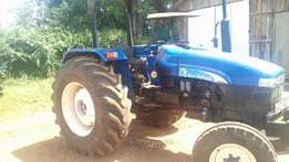 Newholland td 75 2wd