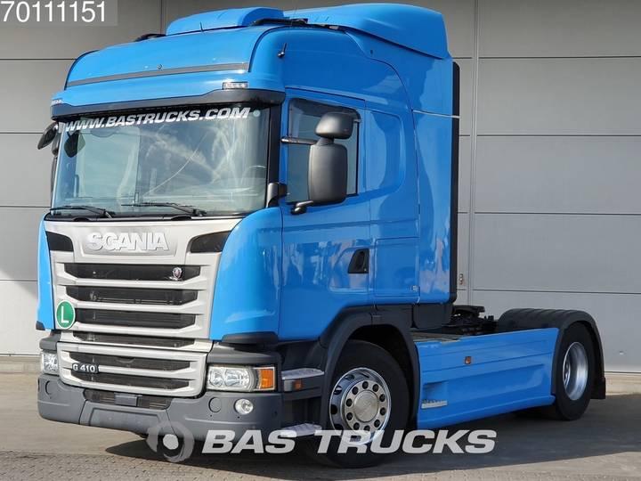 Scania G410 4X2 Retarder ACC Standklima Navi Euro 6 - 2015
