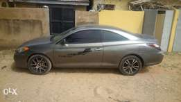 Clean Toyota Solara up for a grab