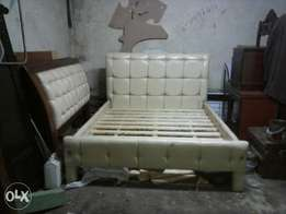Cushioned bed's size 5/6