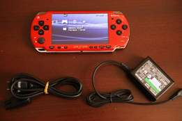 red and black psp 20 games free