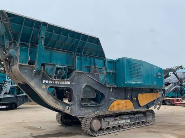 Powerscreen PREMIERTRACK 400 - 2015