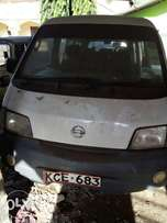 Nissan Truck with Engine need repair both
