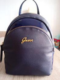 GUESS plecak srebrny nowy przepiękny torebka
