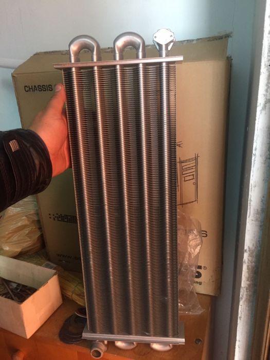 Теплообменник окт Кожухотрубный испаритель WTK TCE 783 Зеленодольск