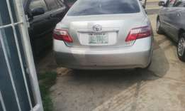 Sharp first body used Toyota camry 2008 model le