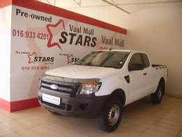 2013 Ford ranger 2.2L TDCi XL Supercab 6 Speed