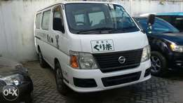 Nissan caravan normal one