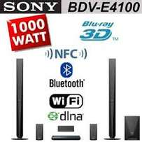 Sony bdve 4100 home theatre