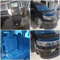 Nissan Serena in good condition