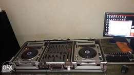 Pioneer Cdj800mk2 + Flight Case