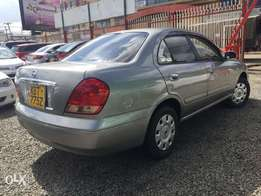 Clean nissan bluebird silphy for sale